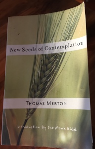 New Seeds of Contemplation book cover