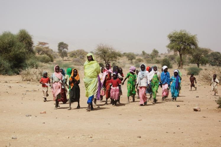 Fanga Suk, Sudan. Photo Credit: Olivier Chassot
